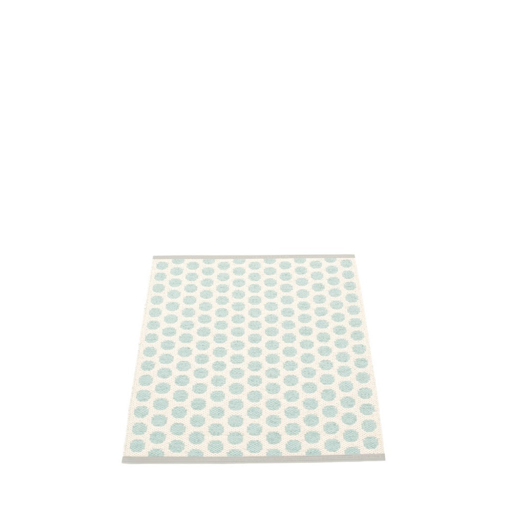 Noa Rug - Pale Turquoise