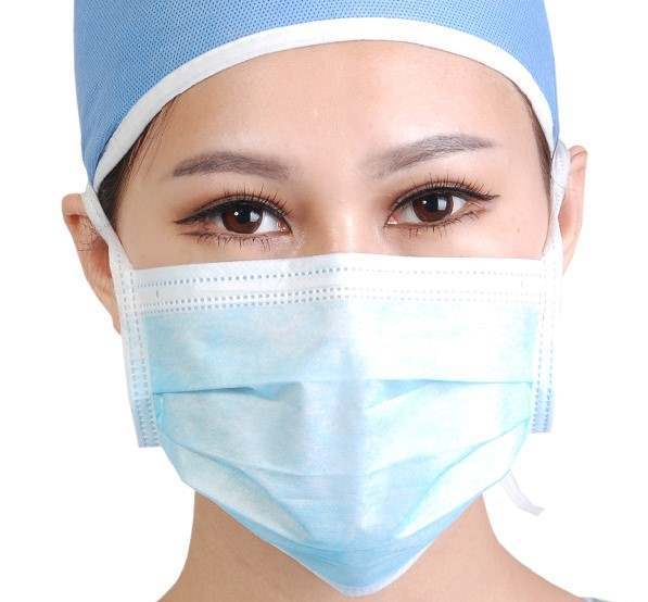 3-Layer Surgical Mask (50 pack)