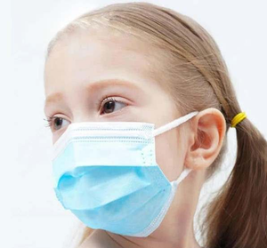 3-Layer Surgical Mask Child Size (50 pack)