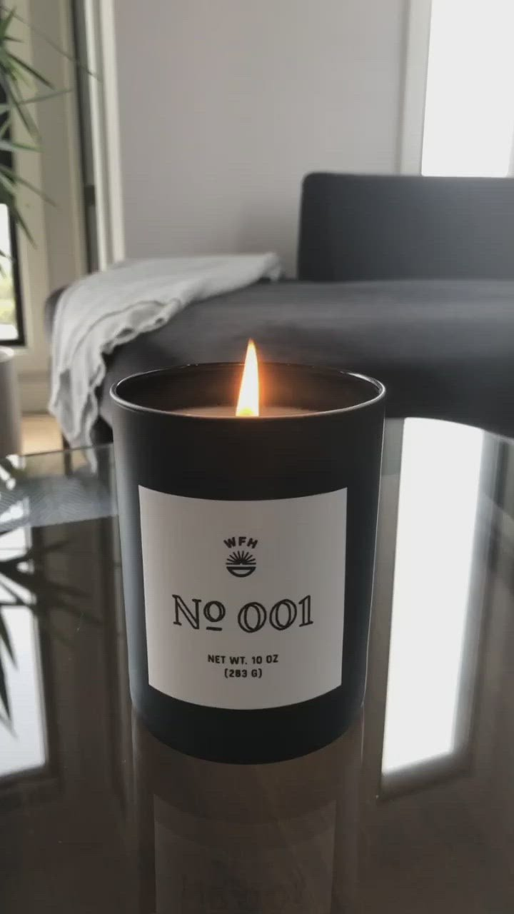 WFH Candle