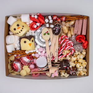 Christmas S'mores Grazing Box