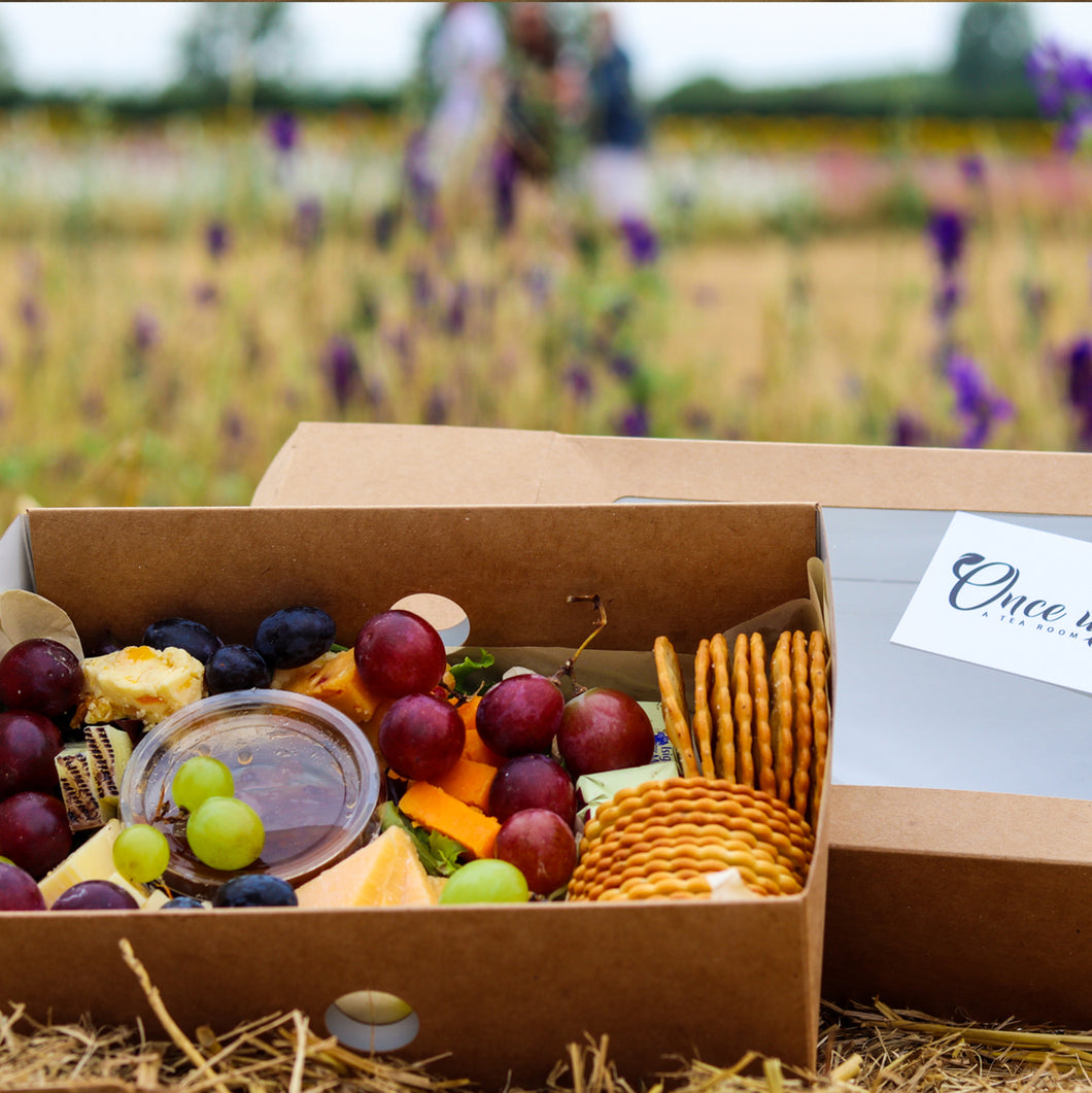 Cheese Grazing Box For Two