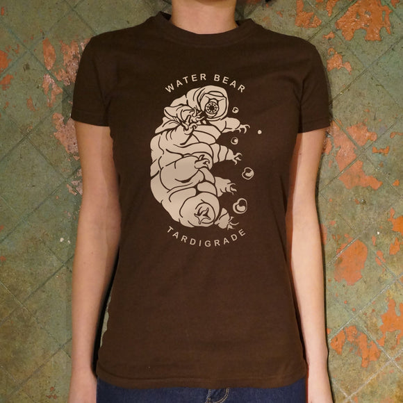Water Bear T-Shirt (Ladies)