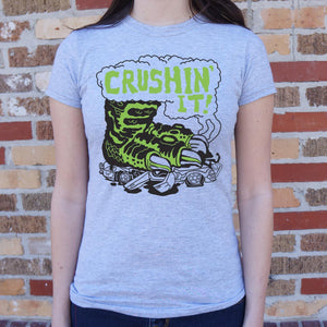 Crushin' It T-Shirt (Ladies)