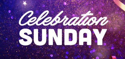 Celebration Sunday 2018
