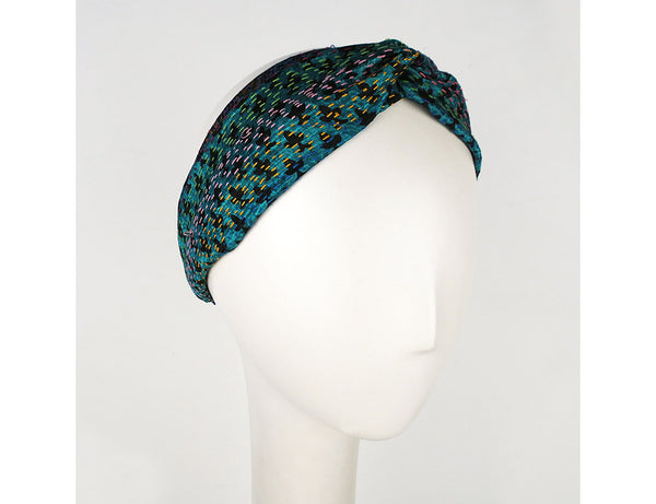 Silk Turban Headband