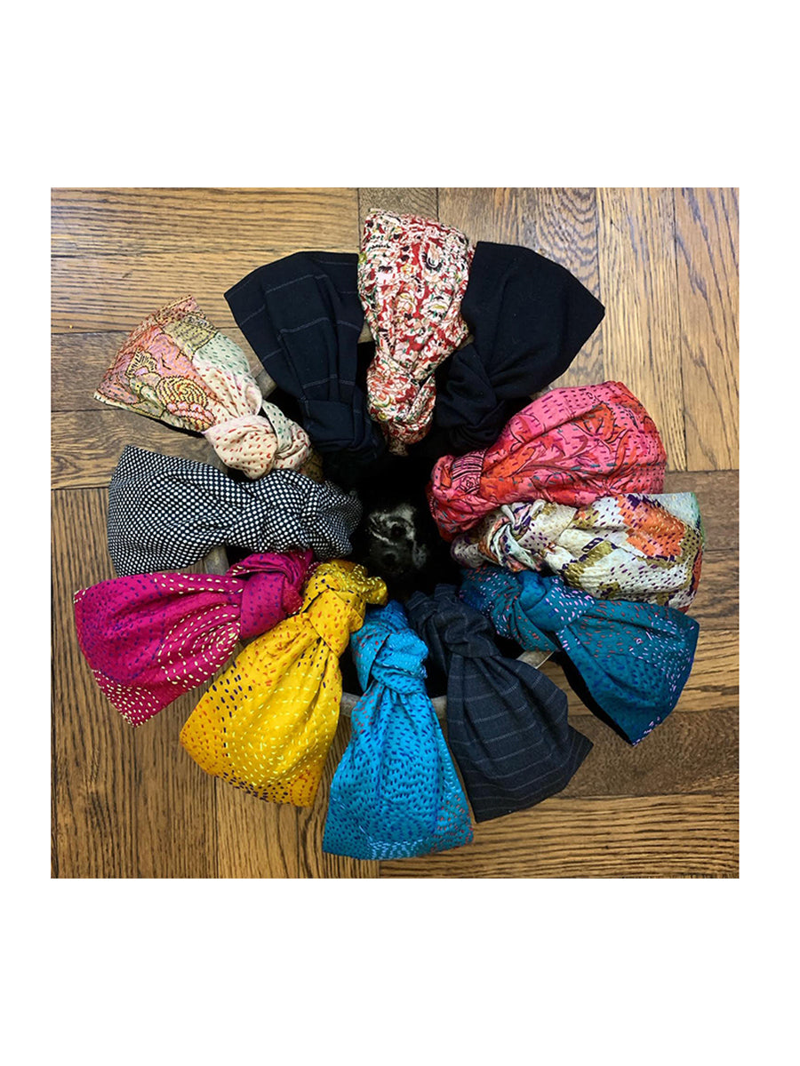 Aara Knot Headbands