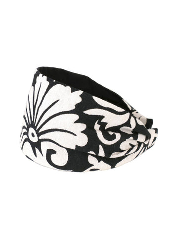 Aya Headband, Cotton Prints