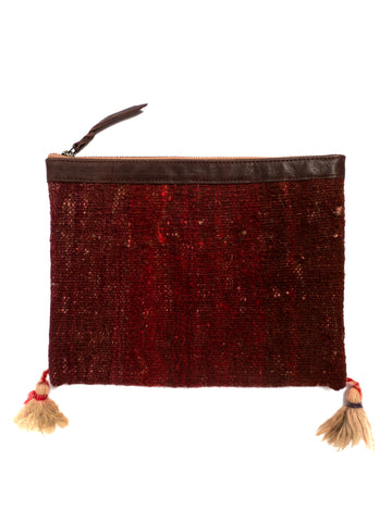 Afghani Kilim Clutch Purse No. 6