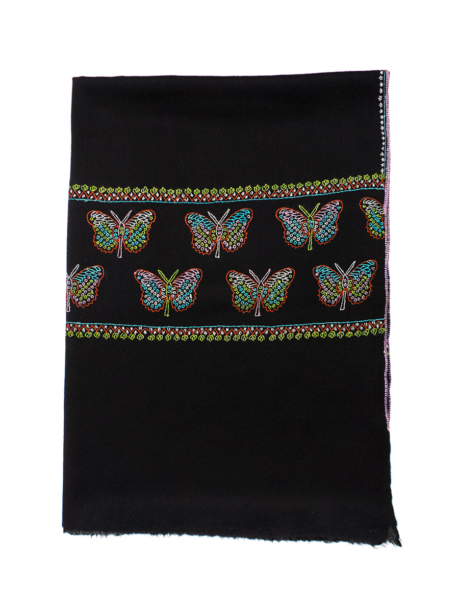 Cashmere Embroidered Shawl No. 1