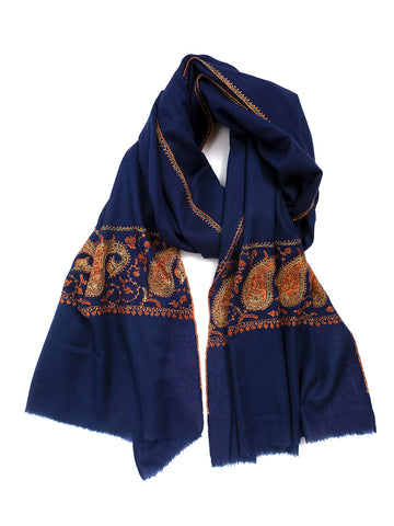 Cashmere Embroidered Shawl No. 3
