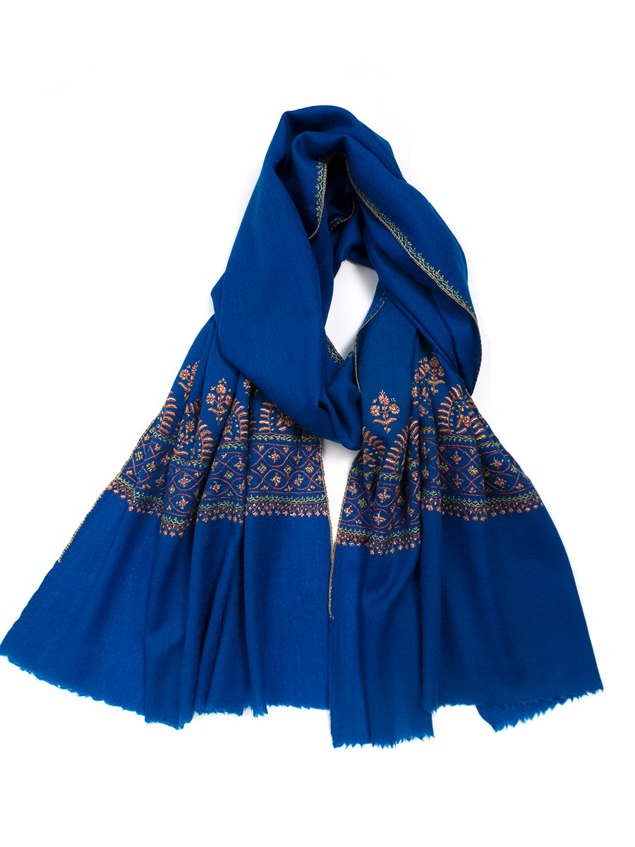 Cashmere Embroidered Shawl No. 4