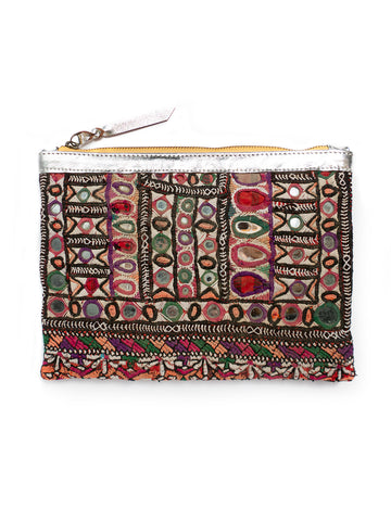 Vintage Banjara Clutch Purse No. 1