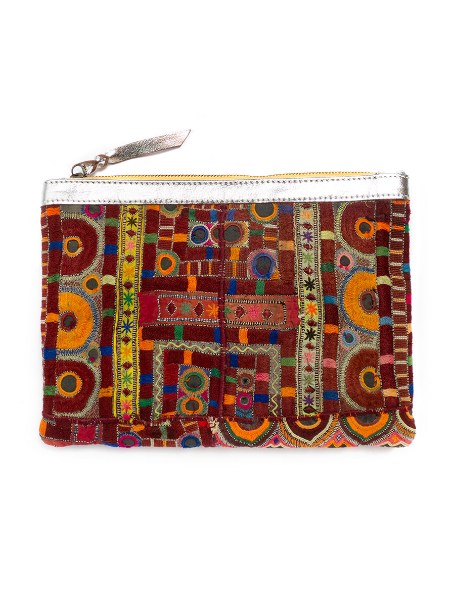 Vintage Banjara Clutch Purse No. 2