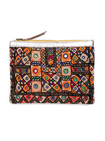Vintage Banjara Clutch Purse No. 4