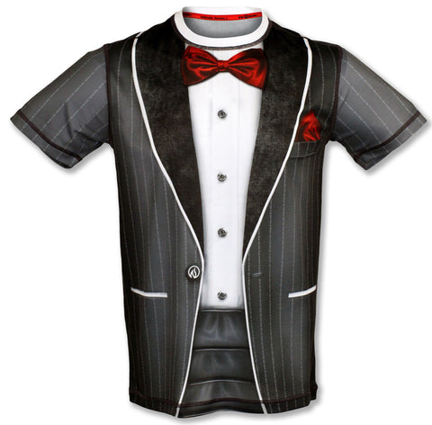 Mens Tux Techshirt