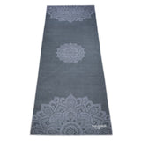 Hot Yoga Towel Mandala Stone