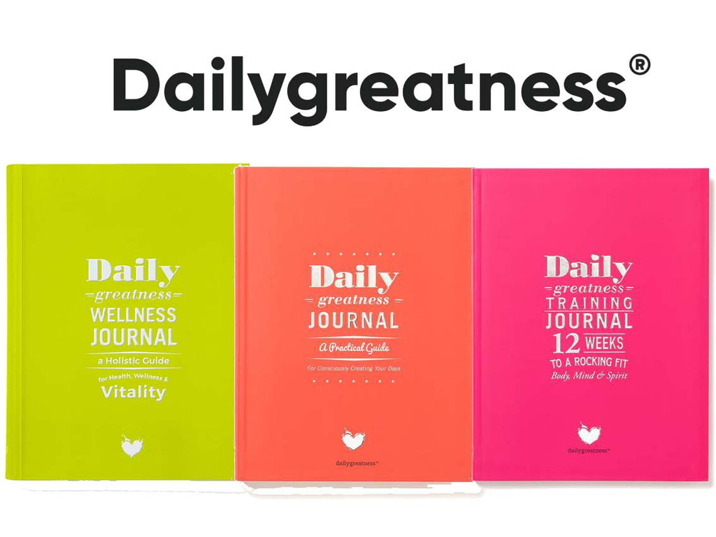Daily Greatness Journals