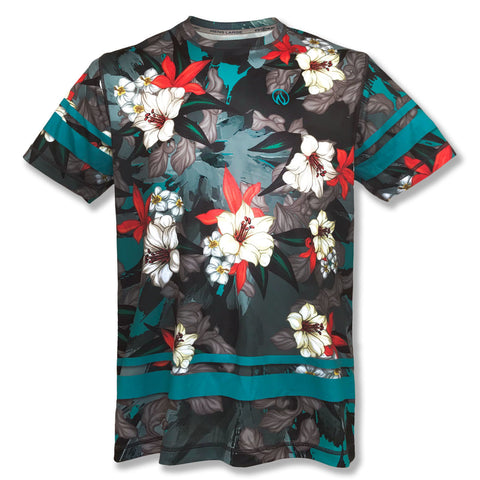 Mens Tropical Techshirt