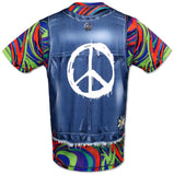 Mens Peace Techshirt