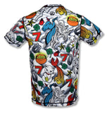 Mens Lucky Techshirt