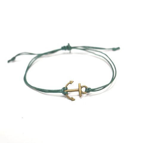 Anchor (olive green)