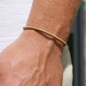 Tibetan temple (light brown) - www.mundobracelets.com