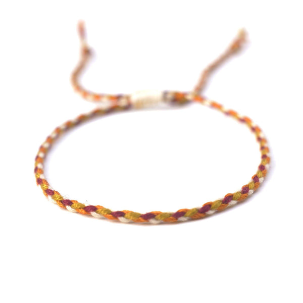 Laos (orange/dark red)(1pcs)