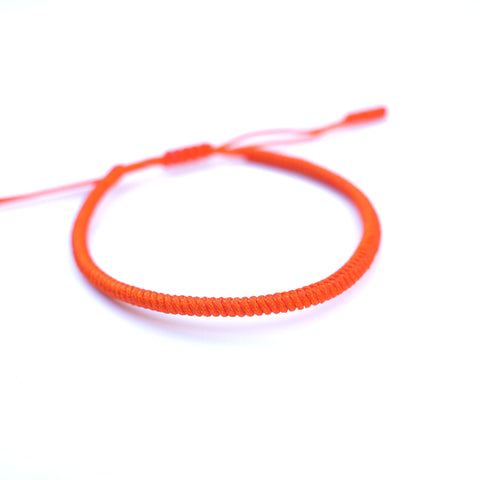 Tibetan temple (orange) - www.mundobracelets.com