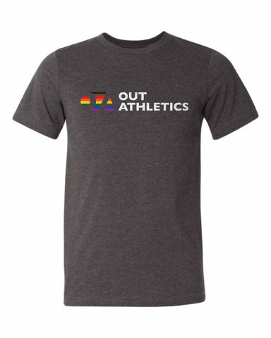 OUTAthletics Pride (Gray)