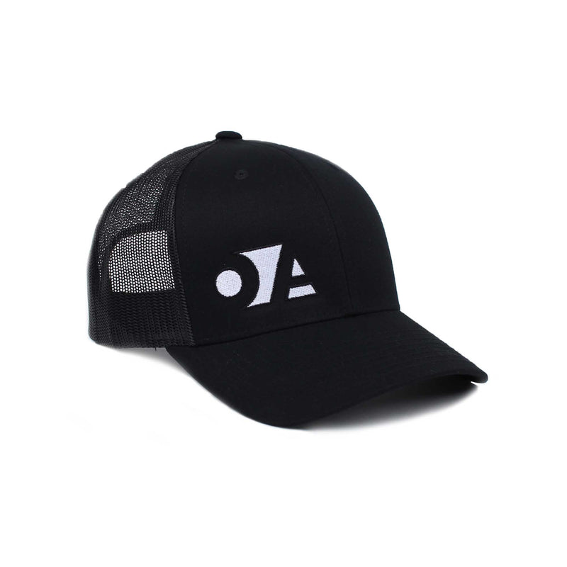 Out Athletics Logo Trucker