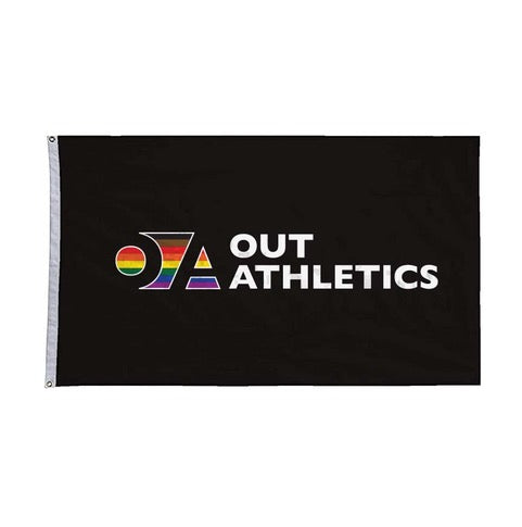 OUTAthletics Flag