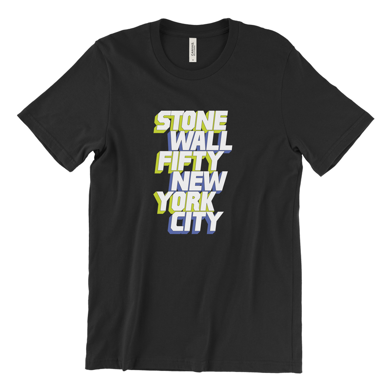 Stonewall Fifty Tee