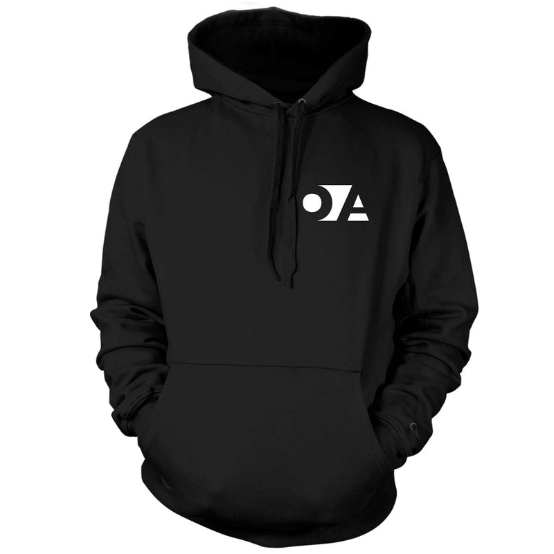 Black and White OA Hoodie