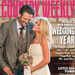 Country Weekly Miranda Lambert