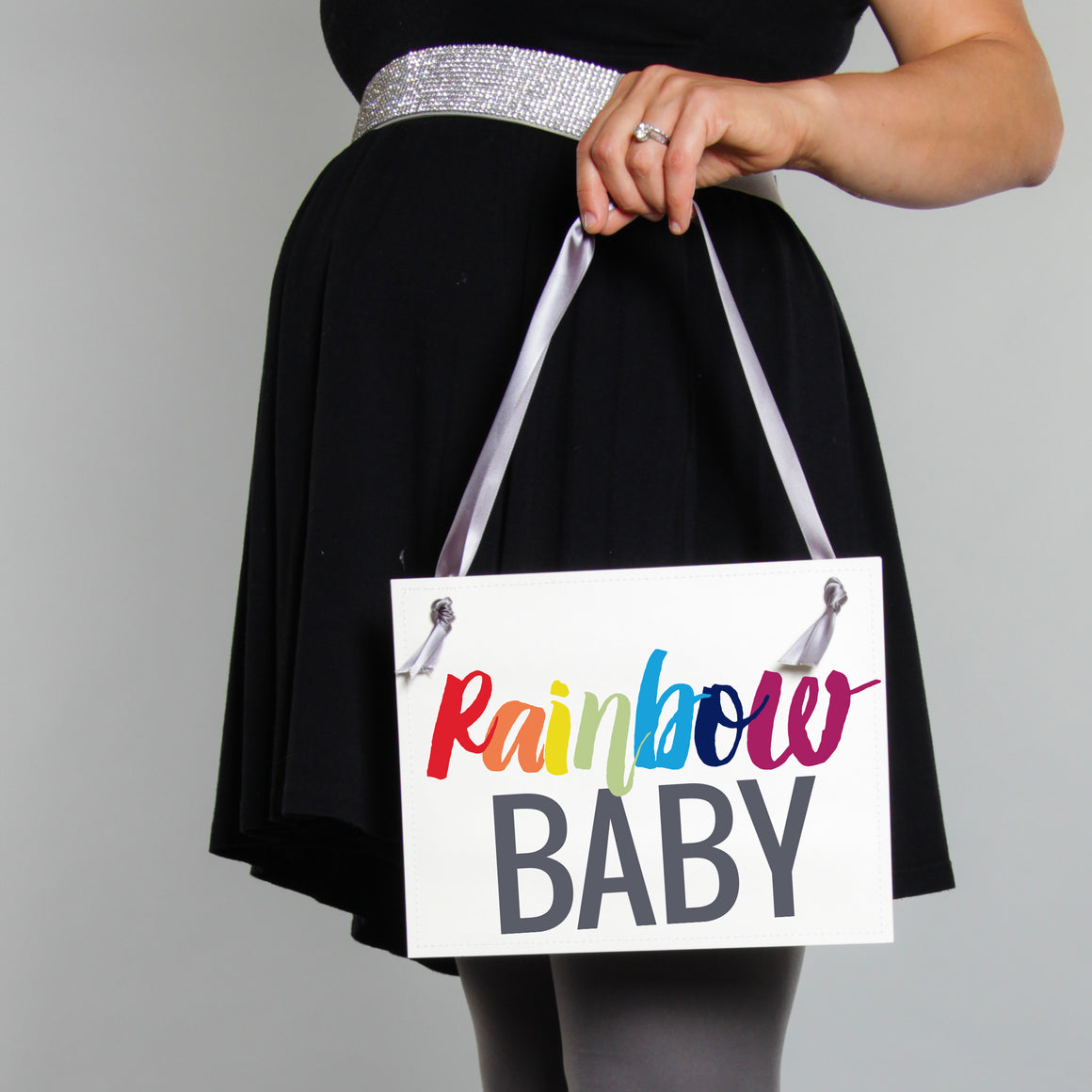 Rainbow Baby Sign | Pregnancy Announcement