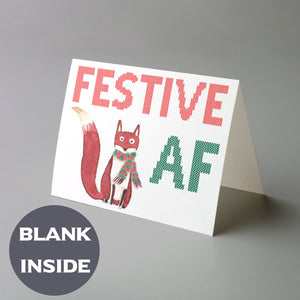 Holiday Greeting Cards | Funny Christmas - 24 Pack