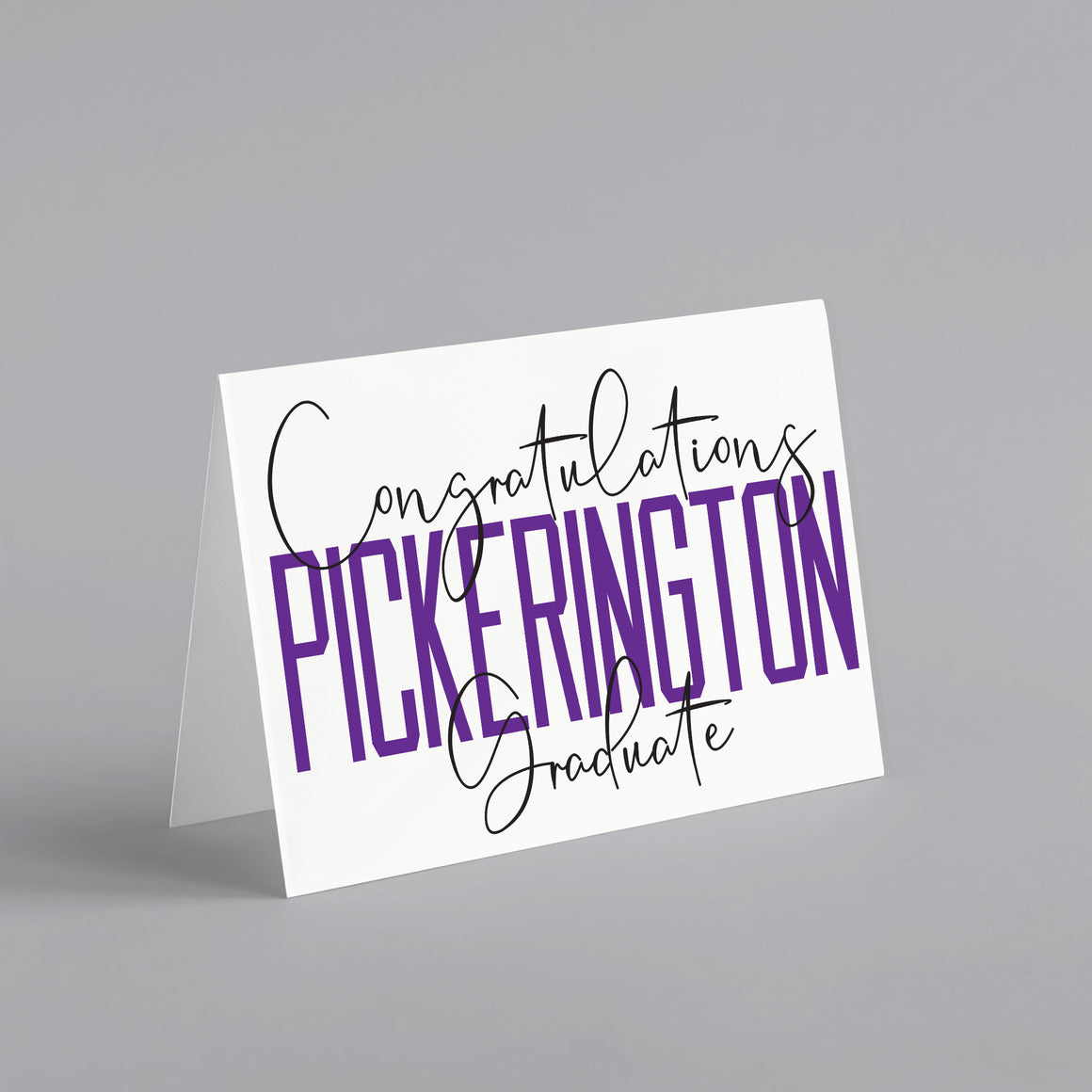 Pickerington Graduation Cards - 24 Pack
