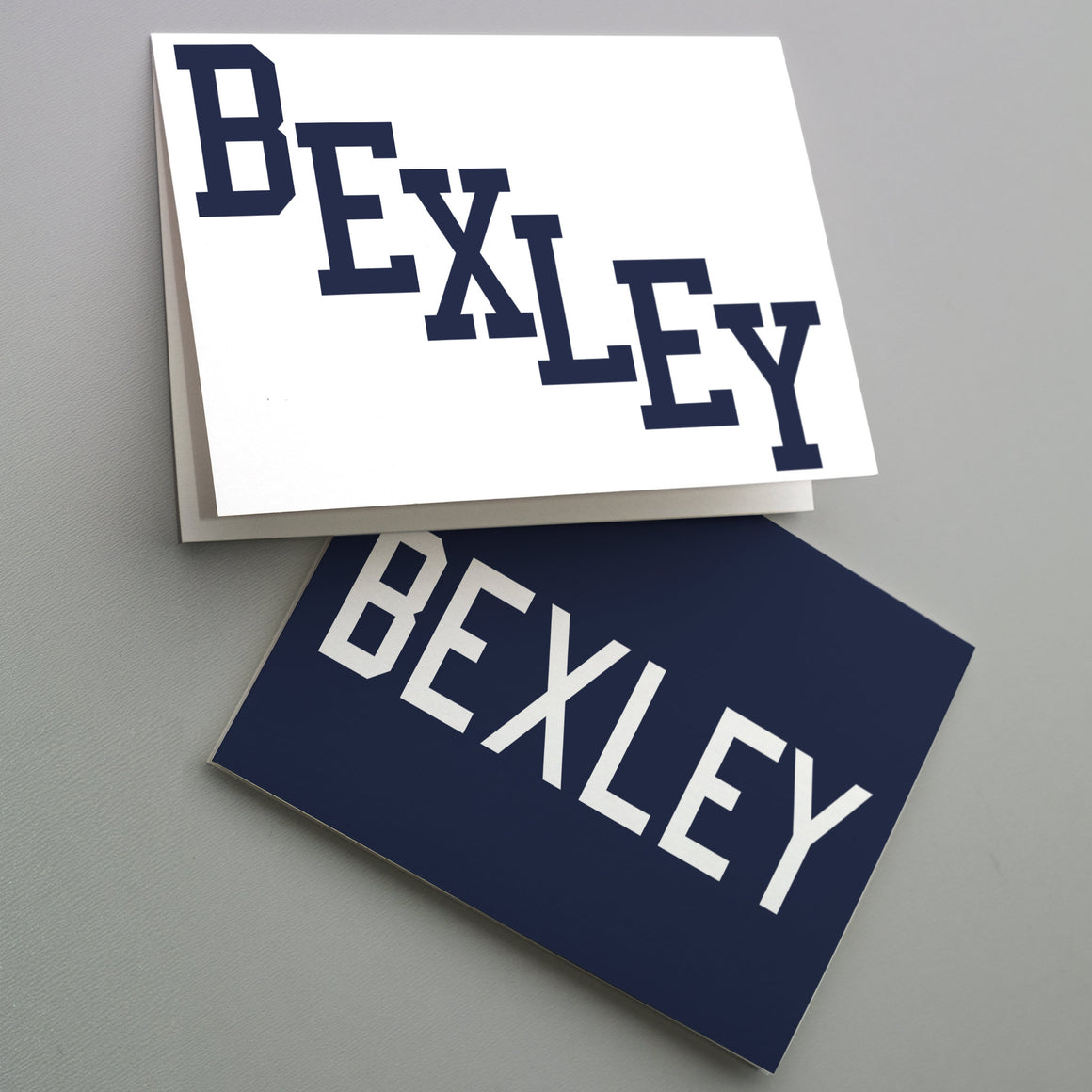 Bexley Ohio Greeting Cards - 24 Pack