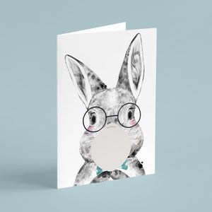 Quarantined Animals Greeting Cards - 24 Pack