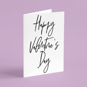 Blindly Confident Valentine's Day Wine Label + Card