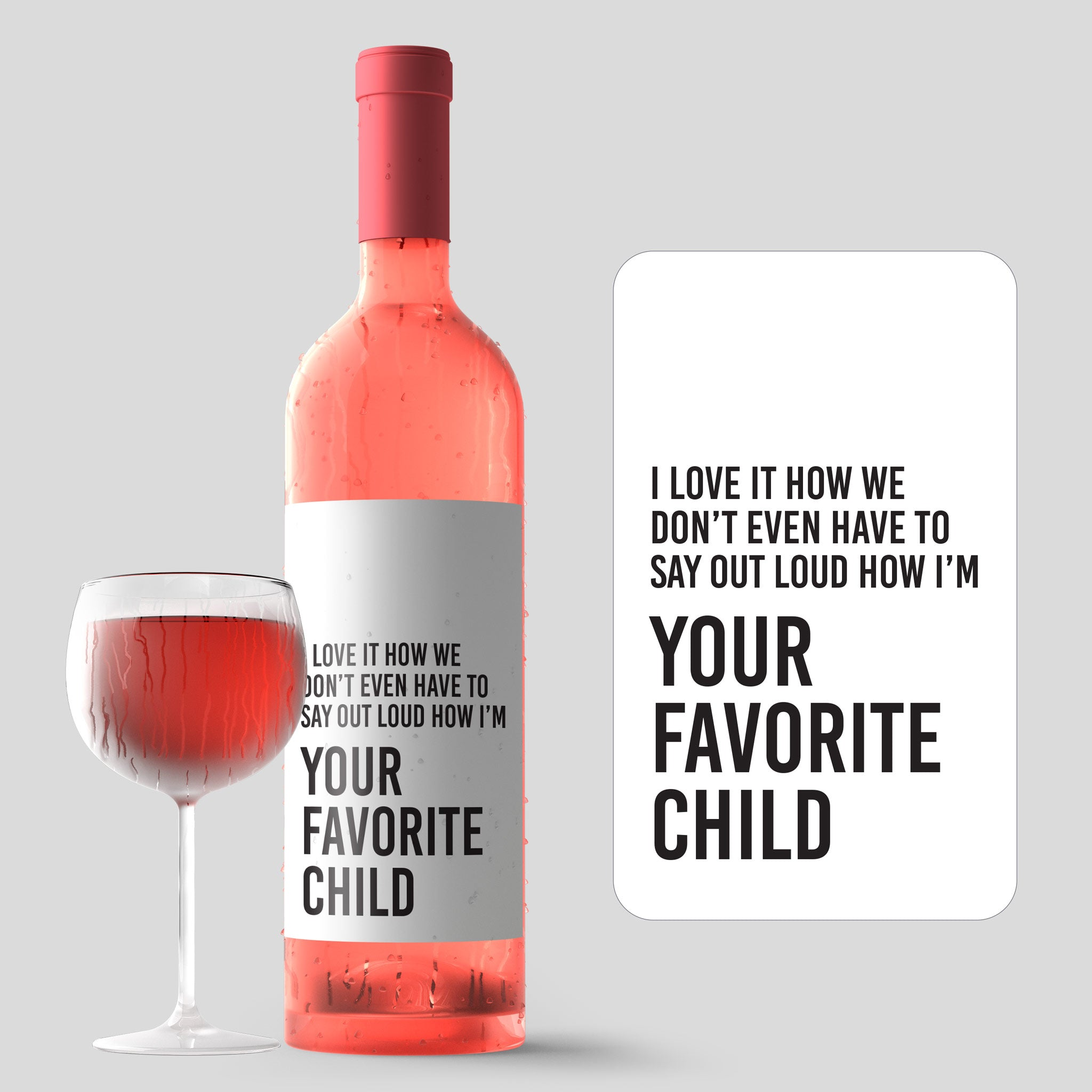 Mothers Day Gift Best Mom Ever Wine Label Personalized Gift for Mom Unique Mother/'s Day Mom Wine Label Mother Thank You First Time Mom