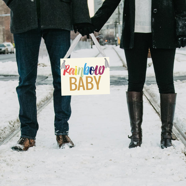 Rainbow Baby Sign after Miscarriage