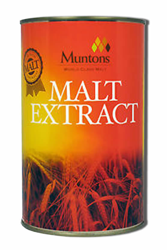 Munton's Syrup Extracts