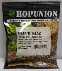 Czech Saaz Leaf (1 oz.)