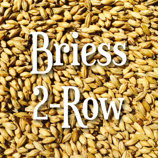 Organic Briess 2-Row
