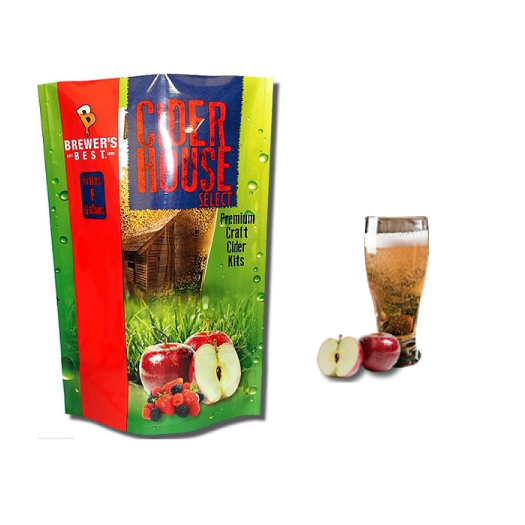 Cranberry Apple Cider Kit