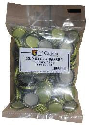 Oxygen Barrier Caps