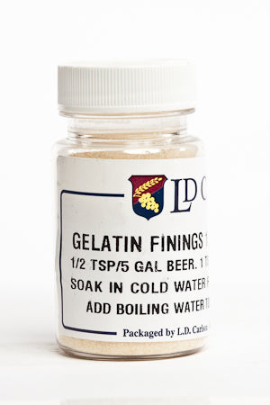 Gelatin Finings (1oz)