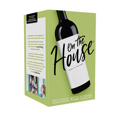 Merlot Style - On the House 6L